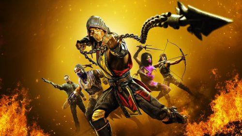 Get Over Here: Mortal Kombat 11 é destaque na