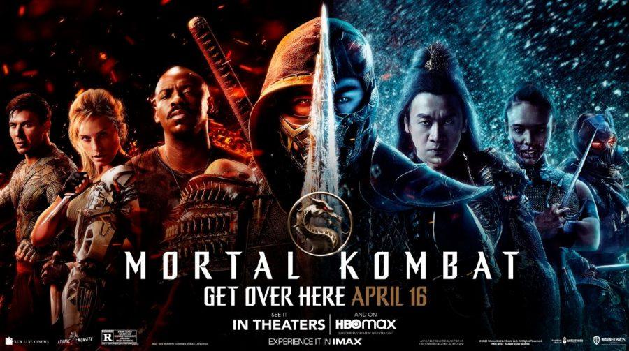 Com Kabal, novo pôster de Mortal Kombat é divulgado