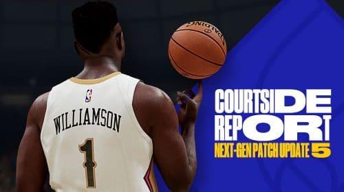 NBA 2K21 recebe update no PS5 com atualização facial de 30 jogadores