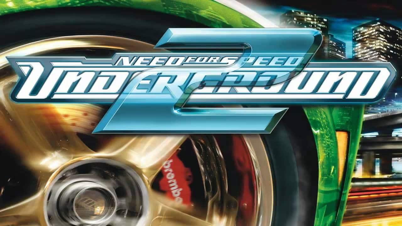 NFS Underground 2 PlayStation 2