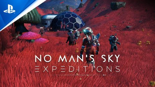 Novo conteúdo de No Man's Sky,
