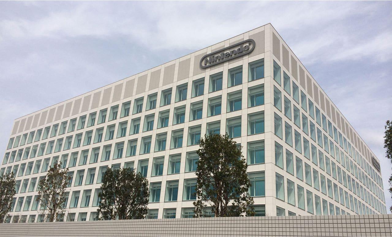 Sede da Nintendo em Kyoto
