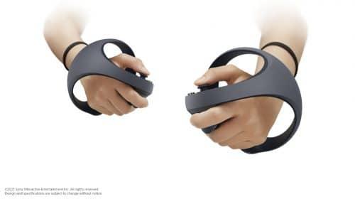 Sony apresenta o controle VR de nova geração com formato de