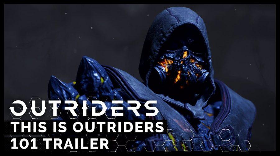 Novo trailer de Outriders detalha mecânicas de gameplay e progressão