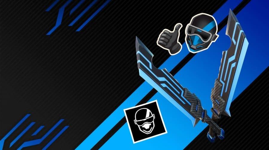 Pacote Comemorativo de Fortnite está disponível para usuários do PS Plus