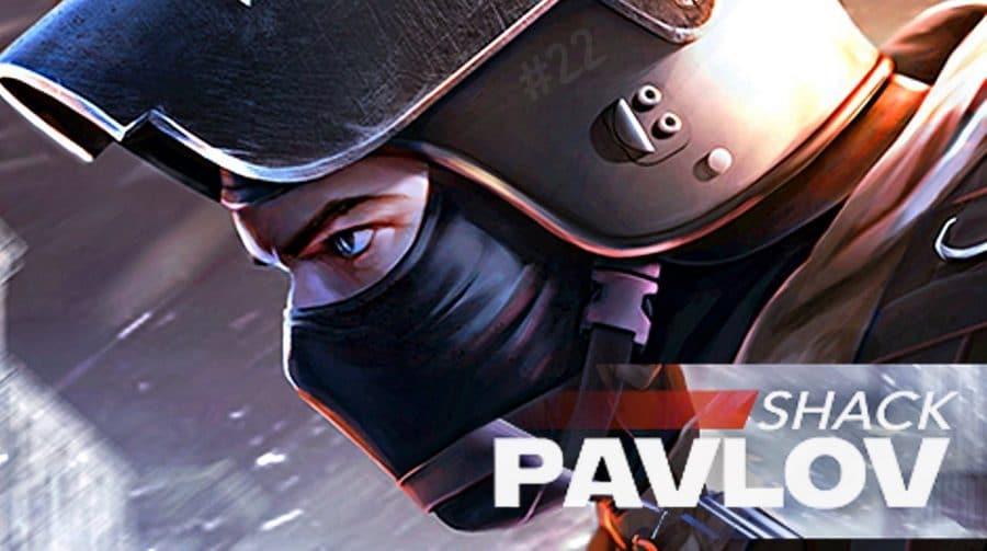 Pavlov Shack é o primeiro game confirmado para o PlayStation VR 2