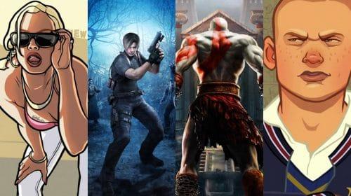 Só os clássicos! Os 10 melhores jogos de PlayStation 2 [Parte 1]
