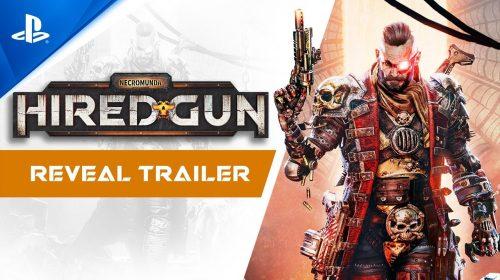Focus Home anuncia Necromunda: Hired Gun para PS4 e PS5