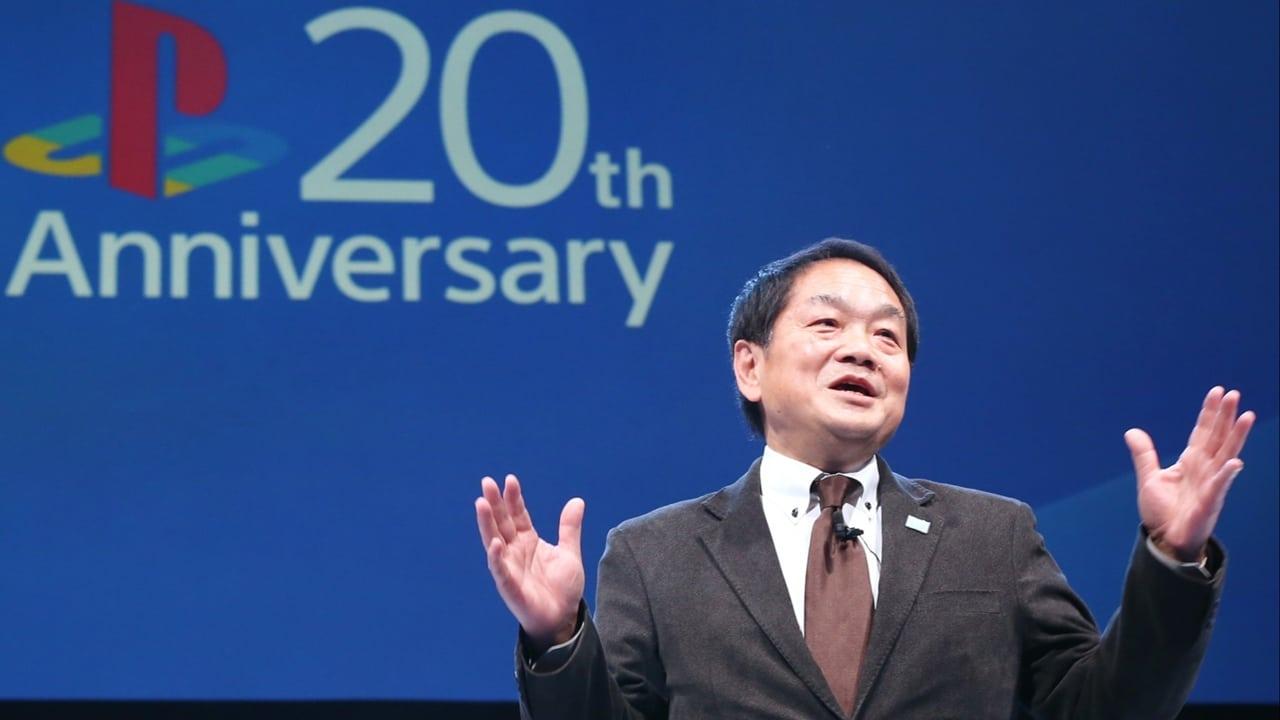 Ken Kutaragi, pai da PlayStation e ex-colega de Harada, diretor de Tekken