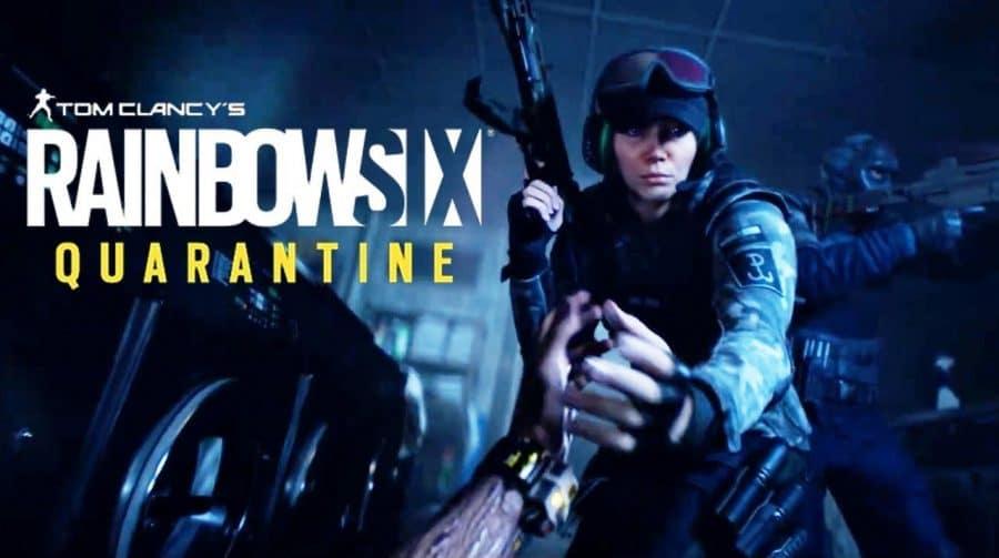 Gameplay de Rainbow Six Quarantine aparece na Internet e revela detalhes do jogo