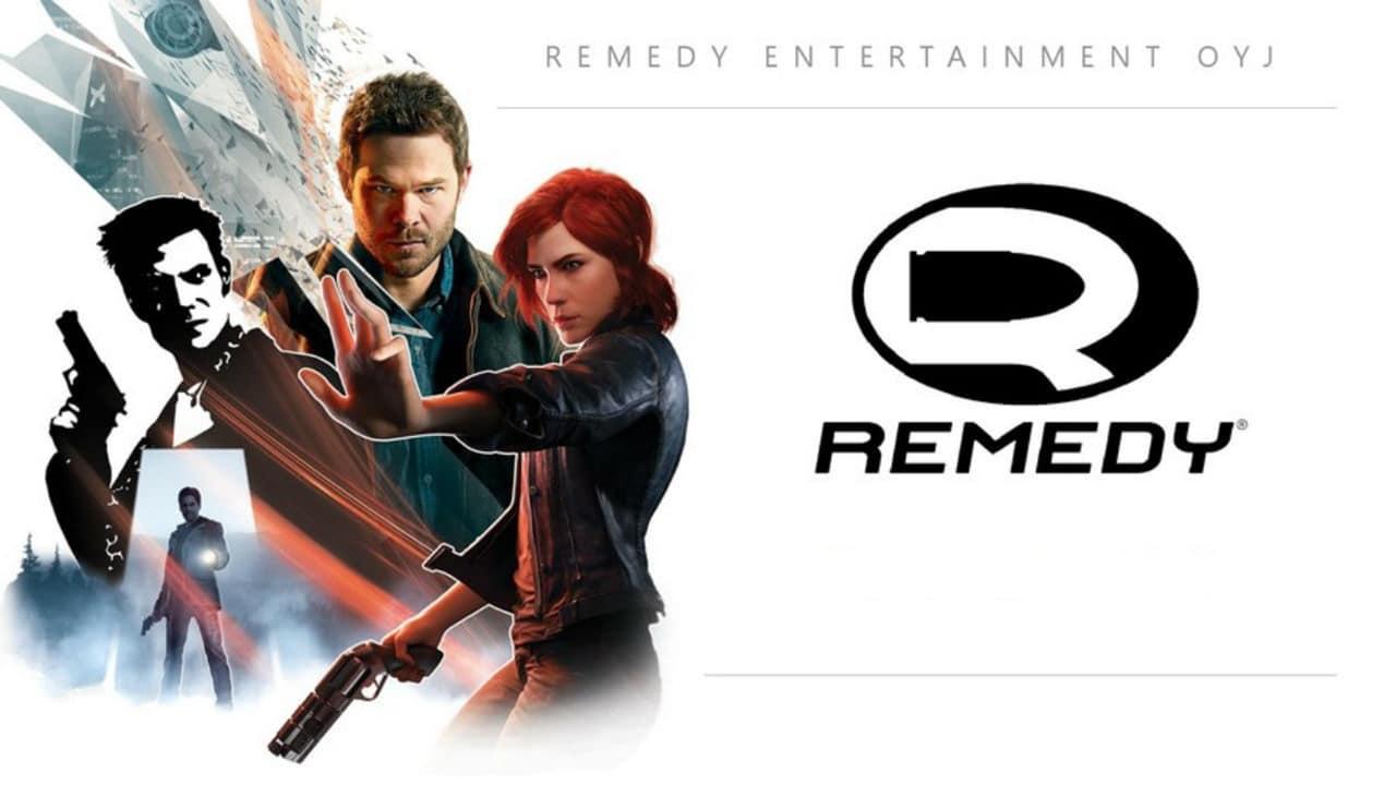 Protagonistas dos jogos da Remedy em imagem da desenvolvedora.