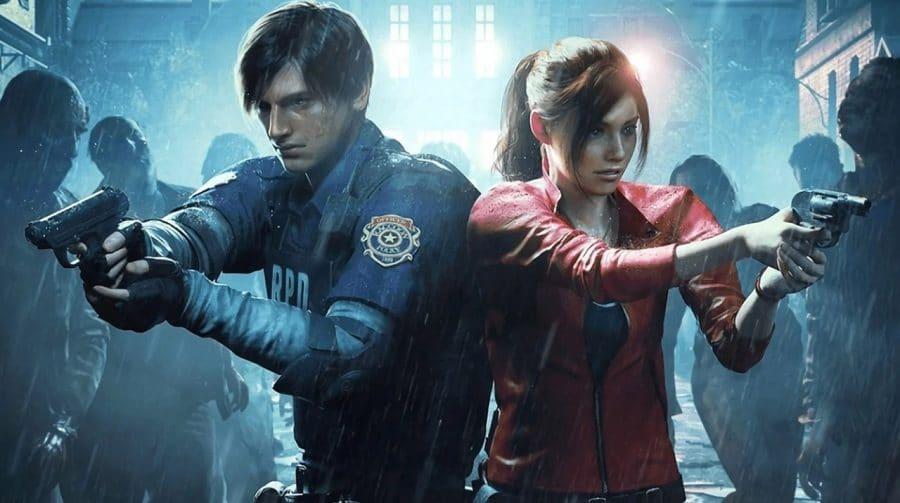 Resident Evil: Welcome to Raccoon City é o nome oficial do novo filme