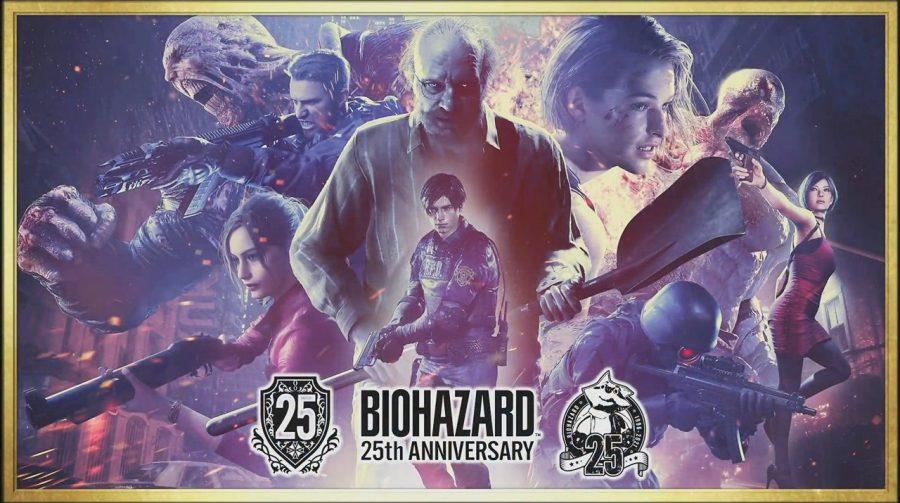 Resident Evil e PlayStation: infográfico mostra histórico da franquia na plataforma