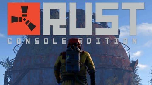 Teaser de Rust: Console Edition apresenta o gameplay do jogo