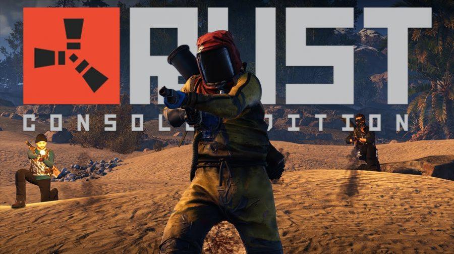 Rust: Console Edition chegará ao PS4 em 21 de maio