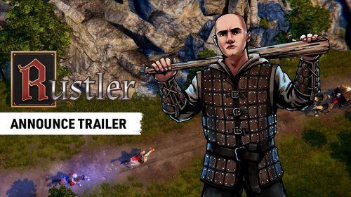 Rustler, um
