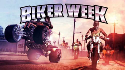 GTA Online tem semana dos motoqueiros com muitos itens grátis