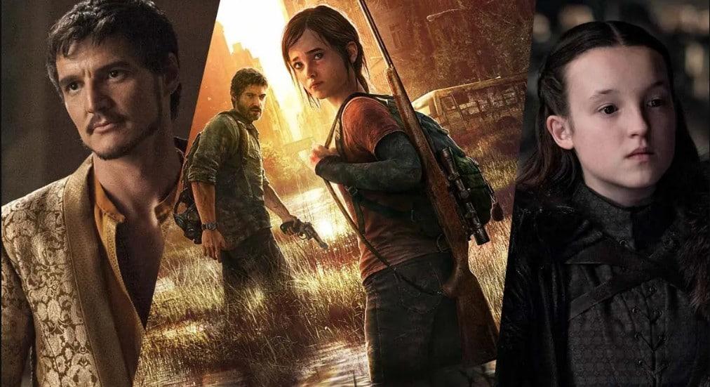 Atores de Série de The Last of Us