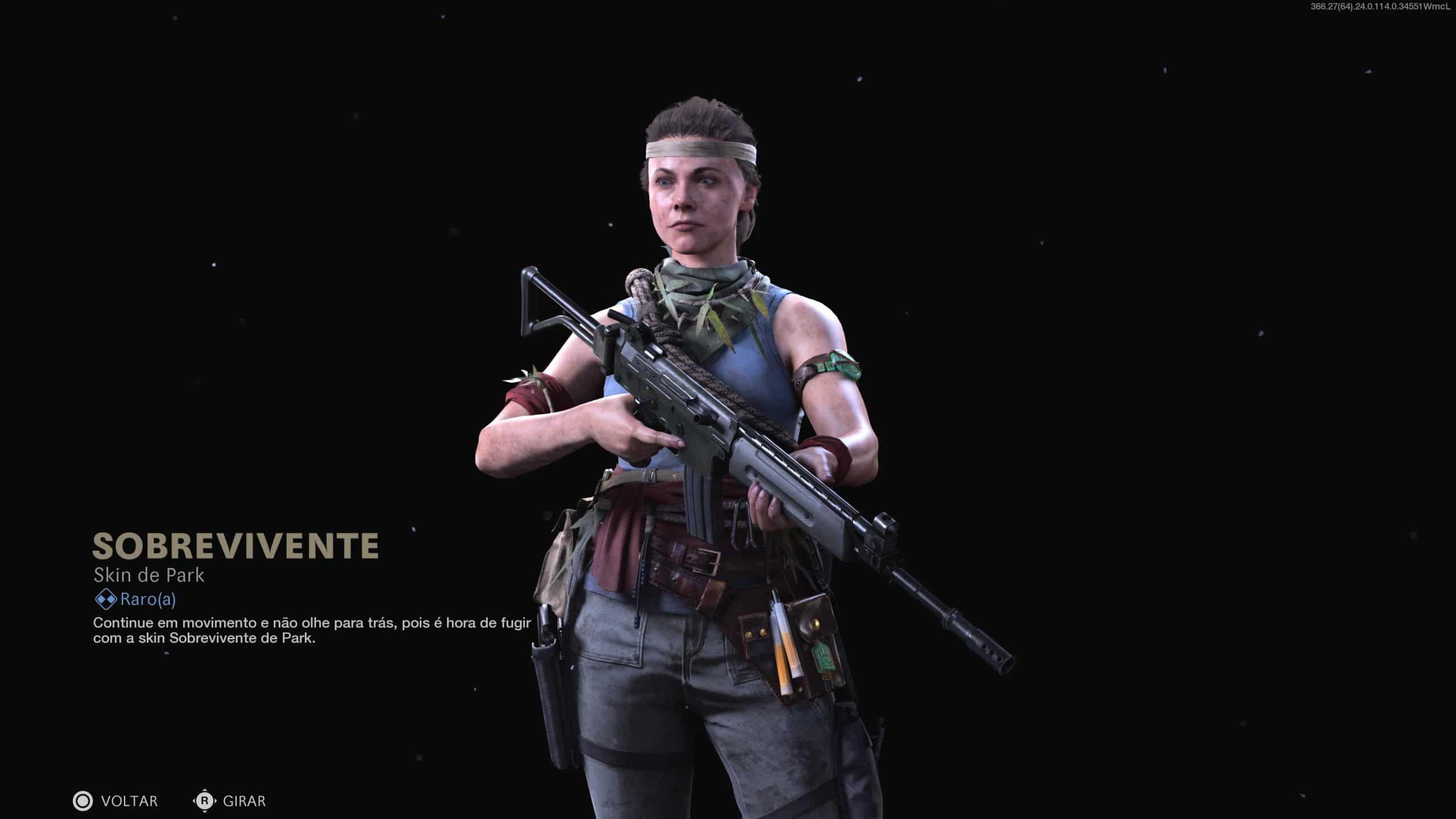 Parker em destaque de nova skin do Passe de Batalha de Warzone