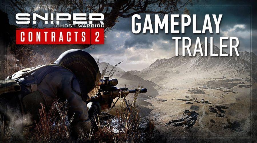 Sniper Ghost Warrior Contracts 2 chega em junho ao PS4 e PS5