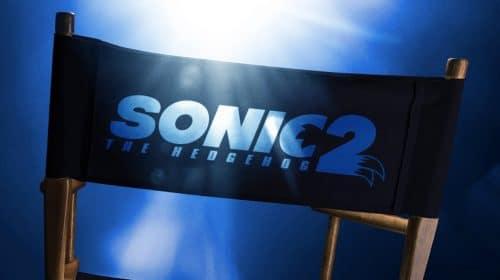 Diretor de Sonic 2 confirma início da produção do filme, que estreia em 2022
