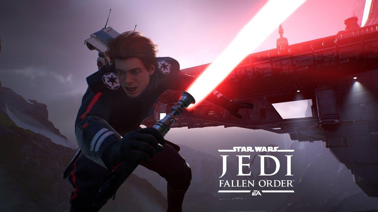 Cal Kestis, protagonista de Star Wars Jedi: Fallen Order