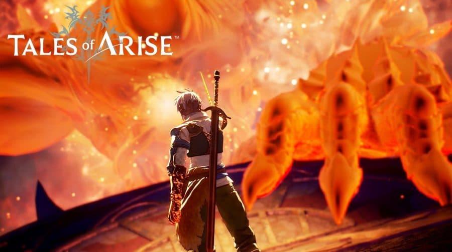 Tales of Arise está vivo! Novo trailer foca na história do jogo