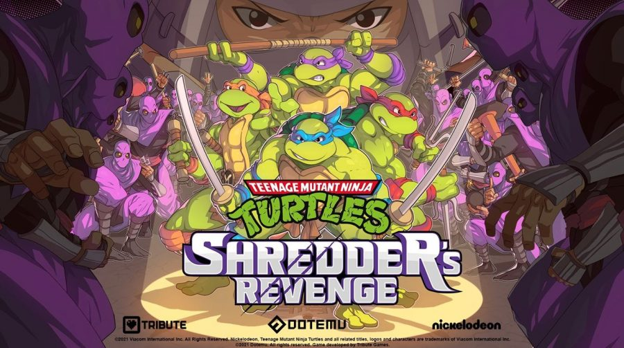 Cowabunga! Novo jogo das Tartarugas Ninja é anunciado