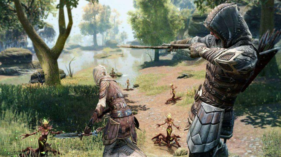 The Elder Scrolls Online: versão para PS5 chega no dia 8 de junho