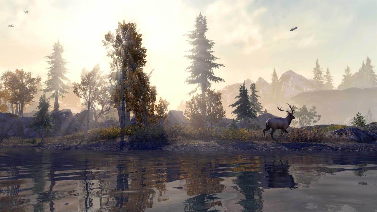 The Elder Scrolls Online Console Enhanced