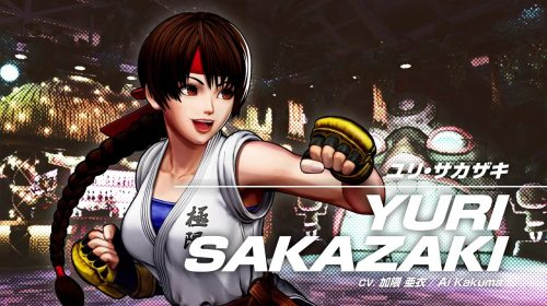 Novo trailer de The King of Fighters XV revela Yuri Sakazaki como lutadora