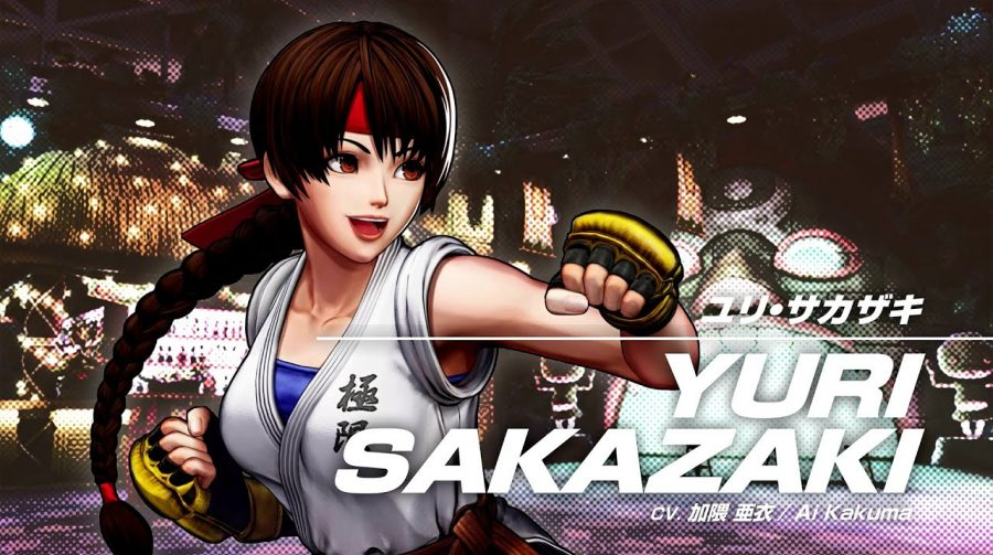 Novo trailer de The King of Fighters XV revela Yuri Sakazaki como lutadora