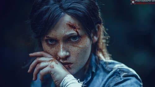 The Last of Us Part II: cosplayer reproduz Ellie perfeitamente