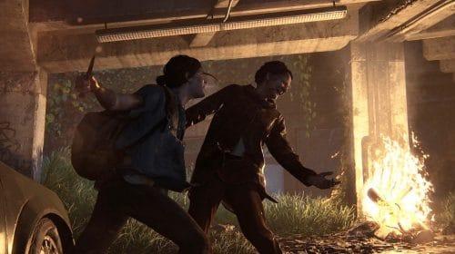 Jogador descobre nova animação de esquiva em The Last of Us Part II