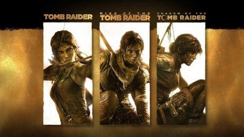 Tomb Raider: Definitive Survivor Trilogy aparece online e teria data para março