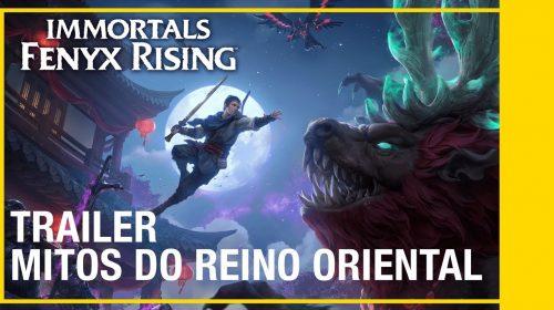 Immortals Fenyx Rising: trailer de expansão detalha o novo personagem na mitologia chinesa