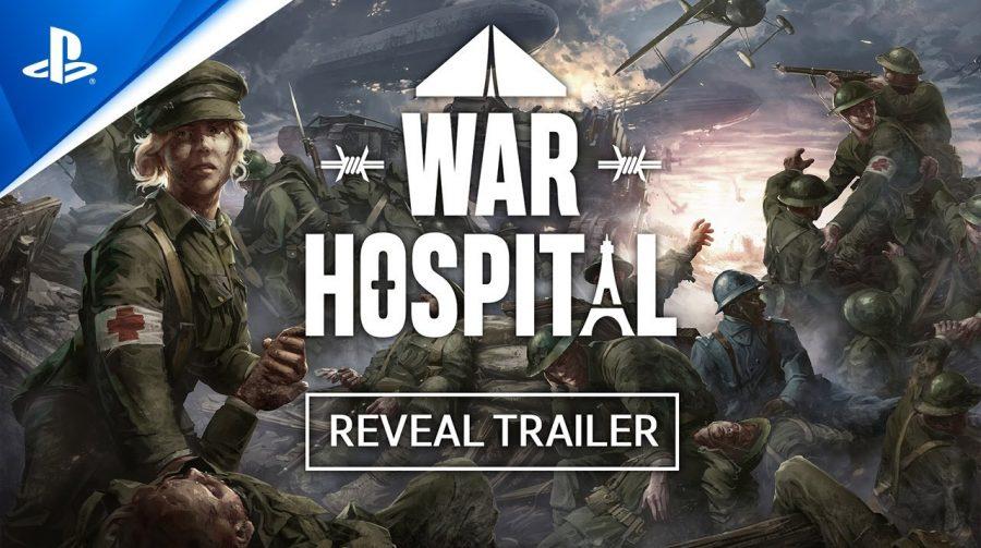 Toda vida salva conta! War Hospital é anunciado para PS5 e estreia em 2022