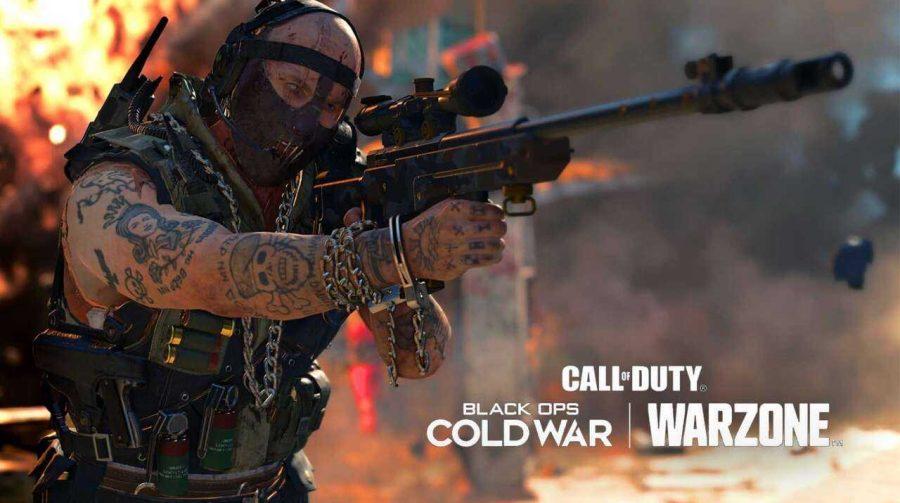 Novo update de Warzone corrige problemas em projetos de armas