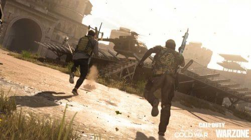 Update de Warzone corrige supressores de agência e missão de operador