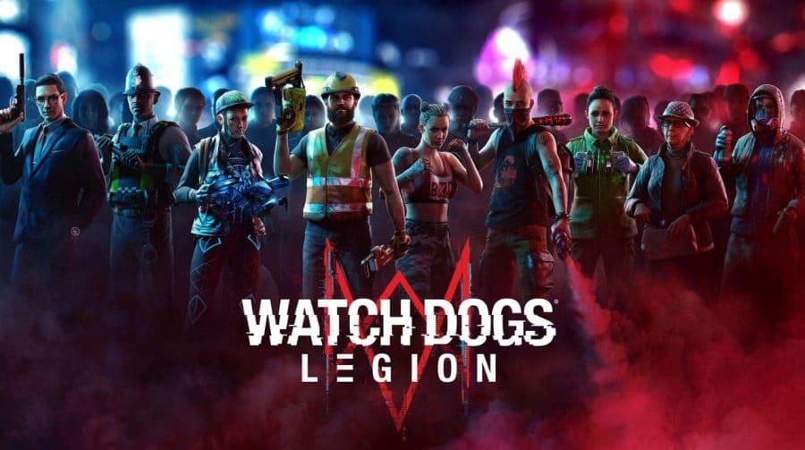 Update que fará Watch Dogs Legion rodar a 60 FPS no PS5 chega em junho