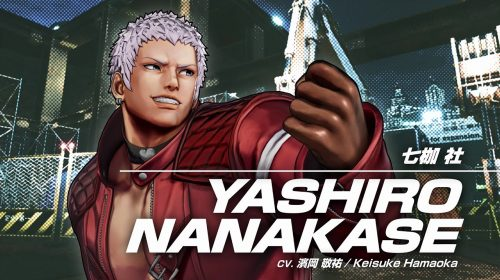 Yashiro Nanakase retornará em The King of Fighters XV
