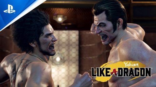 Com muita pancadaria, trailer de lançamento de Yakuza: Like a Dragon é divulgado