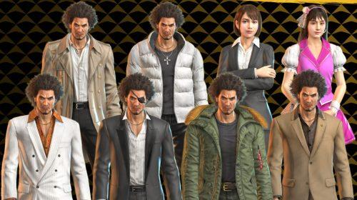 Yakuza: Like a Dragon oferece pacote de skins de graça