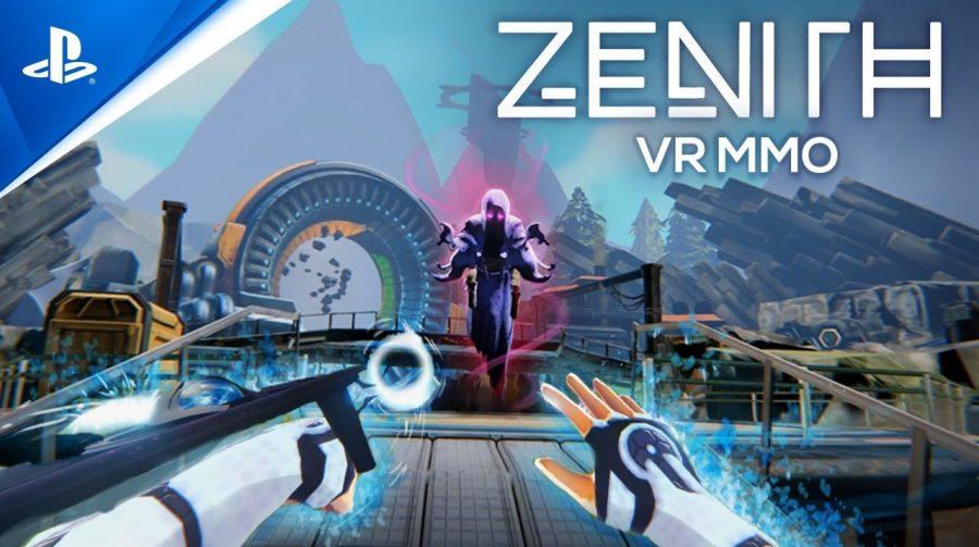Zenith, um MMO inspirado em anime, é anunciado para PS VR