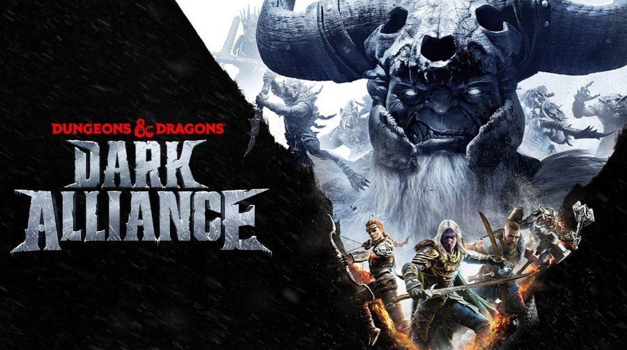 Dungeons & Dragons: Dark Alliance chega 22 de junho para PS5 e PS4