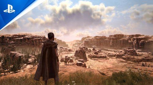 Square Enix divulga trailer estendido de Forspoken com novas cenas de gameplay