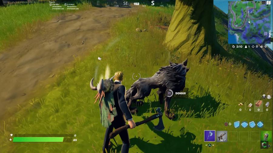 Fortnite: onde encontrar os lobos na nova temporada do game