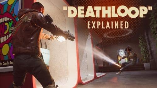 Novo trailer de Deathloop explica mistérios da ilha Blackreef e loop temporal