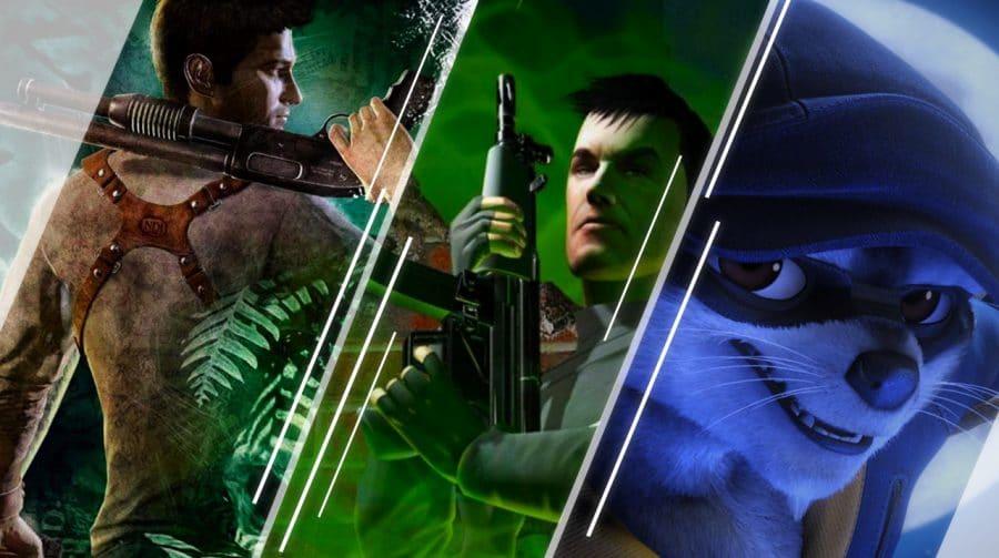 10 jogos de PlayStation que merecem remake mais do que The Last of Us