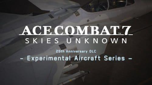 Ace Combat 7: DLC pago dos 25 anos da franquia chega neste outono